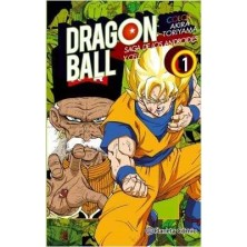 Dragon Ball Color Cell 01