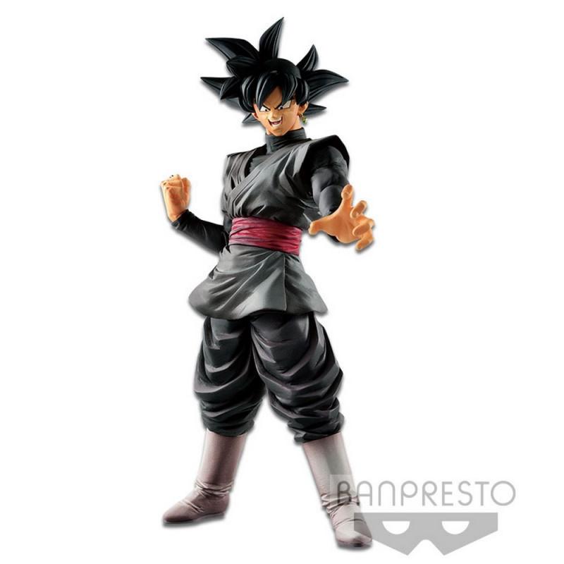 FIgura Dragon Ball de Goku Black - Dragonball Legends Collab - Banpresto