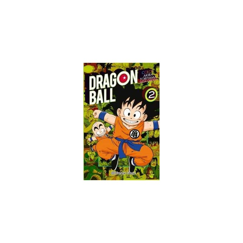 Dragon Ball Color Origen y Red Ribbon 02/08
