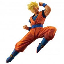 Figura Dragon Ball Super de Son Gohan Super Saiyan - Banpresto