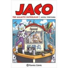 Dragon Ball Jaco