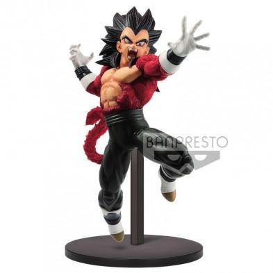 Figura Dragon Ball de Vegeta Xeno Super Saiyan 4 - Super Dragon Ball Heroes - Banpresto