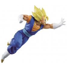 Figura Dragon Ball Super de Vegetto Super Saiyan - Chosenshiretsuden - Banpresto