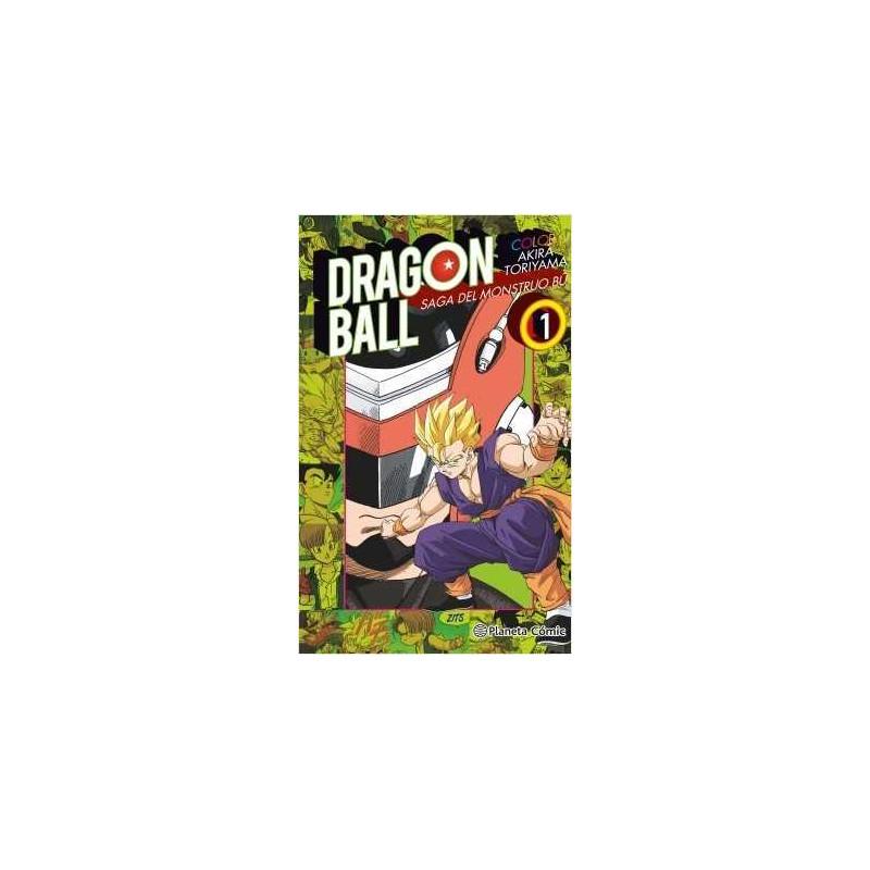 Dragon Ball Color Bu nº 01/06