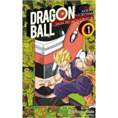 Dragon Ball Color Bu nº 01/06