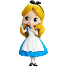 Figura QPosket Disney - Alicia en el país de las maravillas