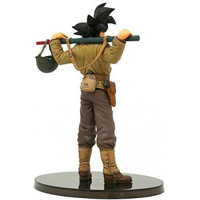 Figura Dragon Ball de Son Goku - Banpresto - World Figure Colosseum
