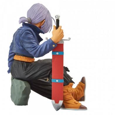 Figura Dragon Ball de Trunks - Banpresto - World Figure Colosseum