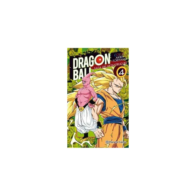 Dragon Ball Color Bu nº 04/06