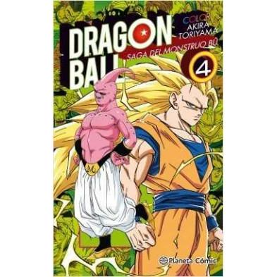 Cómic - Dragon Ball Color Bu 04