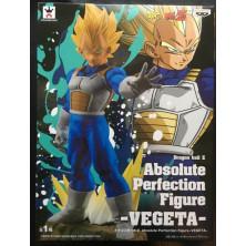 Figura Dragon Ball de Vegeta Super Saiyan - Absolute Perfection - Banpresto