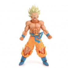 Figura Dragon Ball de Son Goku Supersaiyan - Blood of Saiyans - Banpresto
