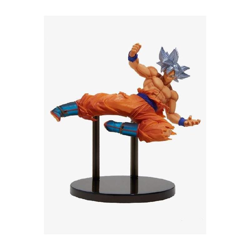 Figura Dragon Ball de Son Goku Ultra Instinct - Son Goku Fes - Banpresto