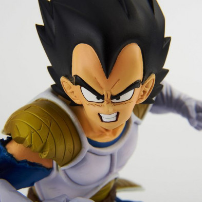 Figura Dragon Ball de Vegeta - World Figure Colosseum - Banpresto