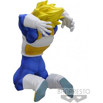 Figura Dragon Ball de Vegeta Super Saiyan - Chosenshiretsuden - Banpresto