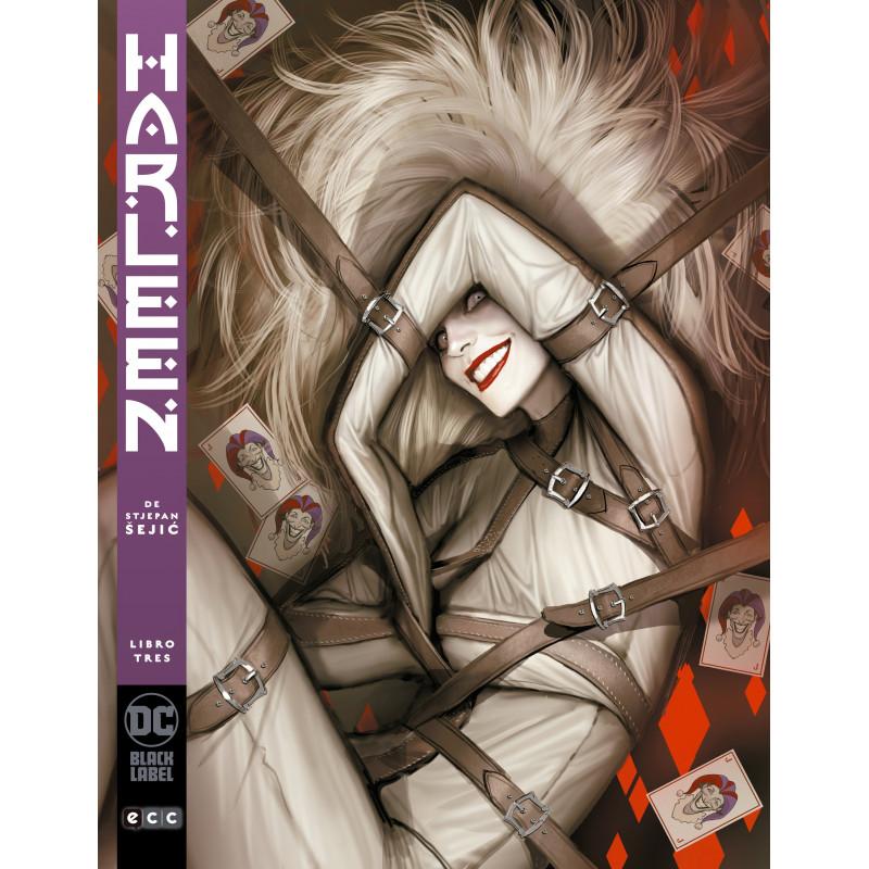 Cómic - Harleen - Libro 3