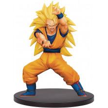 Figura Dragon Ball de Son Goku Super Saiyan - Chosenshiretsuden - Banpresto