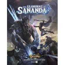 Libro de rol - Las llanuras de Sananda (Suplemento)