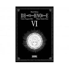 Death Note - Black Edition 6