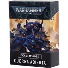 Cartas de Guerra abierta - Pack de misiones: Warhammer 40.000