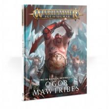 Libro - Tomo de batalla: Ogor Mawtribes - Warhammer