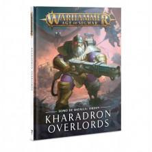 Libro - Tomo de batalla: orden - Kharadron Overlords Warhammer