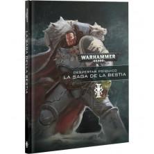 Libro - Despertar psíquico: la saga de la bestia - Warhammer 40000