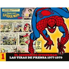 Cómic - El Asombroso Spiderman: tiras de prensa 1977 - 1979