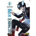 Blue Exorcist 01