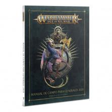 Libro - Manual de campo para generales 2020 - Warhammer