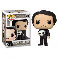 Figura Funko Pop - Edgar Allan Poe 21