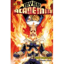 Cómic - My Hero Academia 21