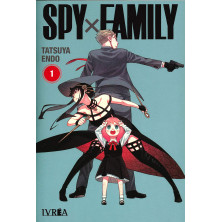 Cómic - Spy x Family 01