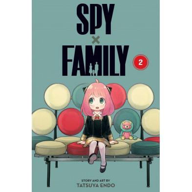 Cómic - Spy x Family 02