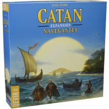 Expansión Catán - Navegantes