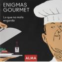 Libro - Enigmas Gourmet - Lo que no mata, engorda