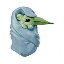Figura Star Wars: The mandalorian - Baby Yoda con mantita (The Child)