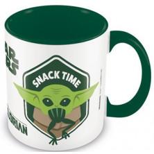 Taza Star Wars: The Mandalorian - Baby Yoda - Snack time