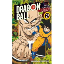 Dragon Ball Color Saiyan nº 02/03