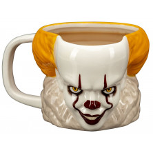 Taza 3D It - Pennywise
