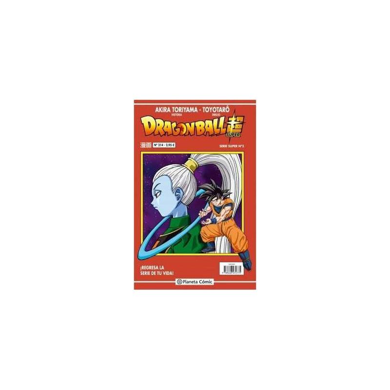 Dragon Ball Serie roja nº 214 (Dragon Ball Super)