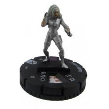 Figura de Heroclix - Silver Sable 002