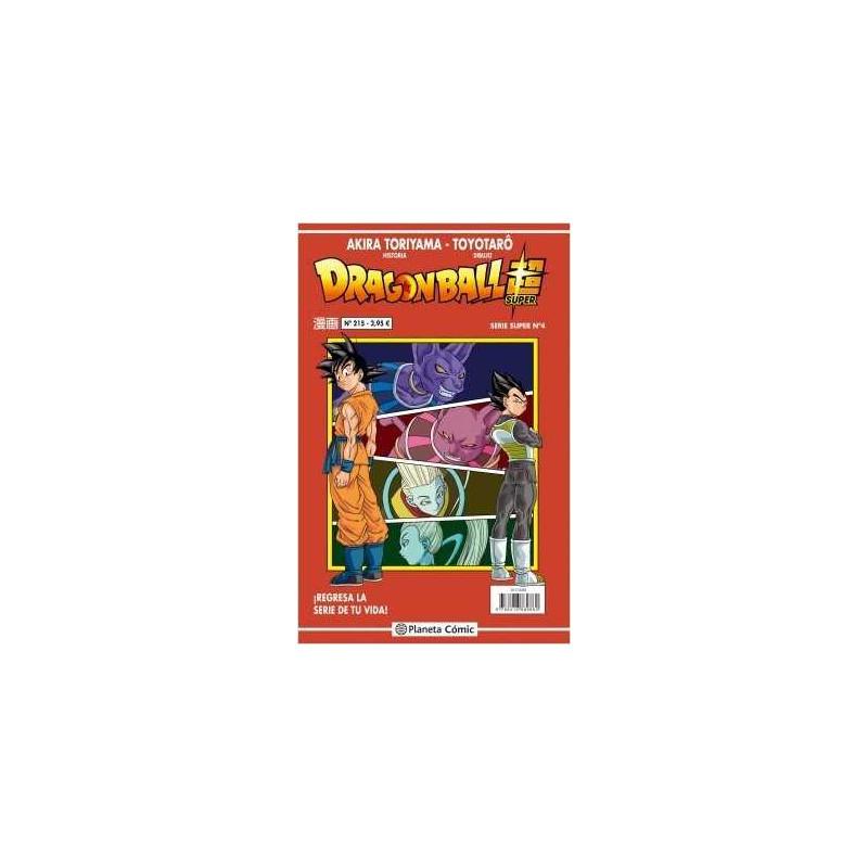 Dragon Ball Serie roja nº 215 (Dragon Ball Super)