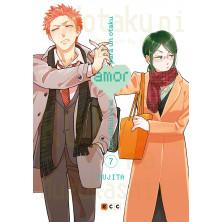 Cómic - Qué difícil es el amor para un otaku 07