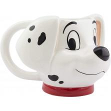 Taza 3D Disney - 101 Dálmatas - Pongo