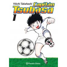 Cómic - Capitán Tsubasa 01