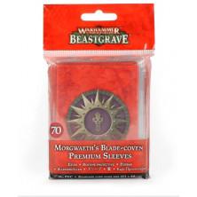 Fundas Premium - Pacto Afilado de Morgwaeth - Warhammer Underworlds: Beastgrave