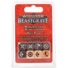 Set de dados - Pacto Afilado de Morgwaeth - Warhammer Underworlds: Beastgrave