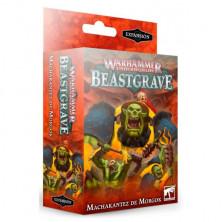 Expansión Beastgrave - Machakantez de Morgok - Warhammer Underworlds