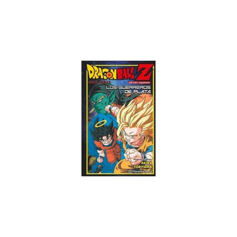 Dragon Ball Z - Guerreros de plata